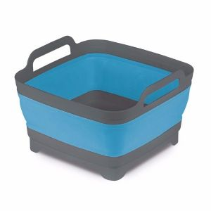 Kampa Collapsible washing bowl with plug